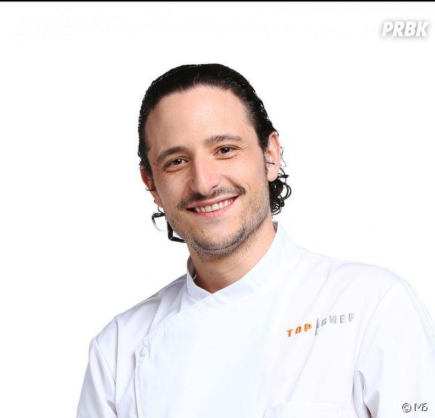 """Top Chef 2016 :Pierre Meneau (29 ans) : Chef de son restaurant """"Crom'Exquis"""" (Paris) / Ses Mentors : Marc Meneau et Michel Guérard / Fils de Marc Meneau, célèbre Chef cuisinier 3 étoiles."""