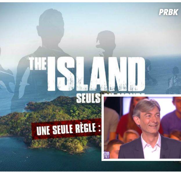 Gilles Verdez : le chroniqueur de TPMP recalé du casting de The Island