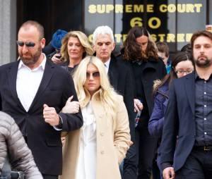 Kesha perd son procès contre Dr Luke, le 19 février 2016
