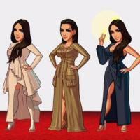 Kim Kardashian : le montant hallucinant qu'a rapporté son application mobile