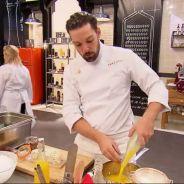 """Xavier Pincemin (Top Chef 2016) critiqué sur Twitter : """"Le buzz est bénéfique pour moi"""""""