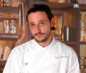 Top Chef 2016 : Pierre Meneau agace Twitter et Philippe Etchebest avant son élimination