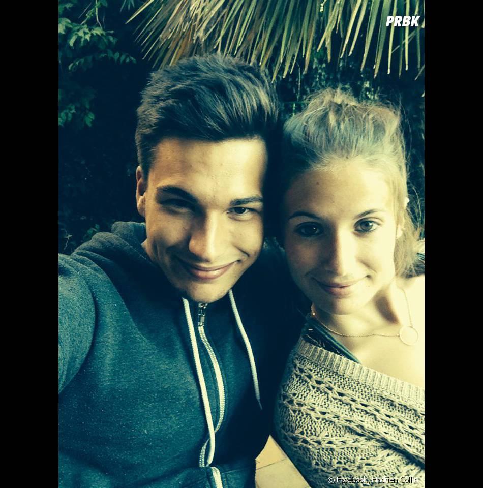 Hadrien Collin et Alicia : leur histoire d'amour a poussé le chanteur à être candidat dans The Voice 5
