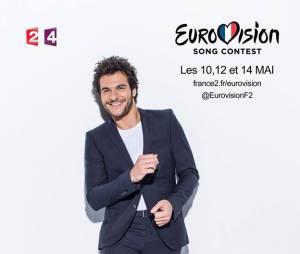 Amir Haddad : J'ai cherché, la chanson qui représentera la France au concours de l'Eurovision 2016