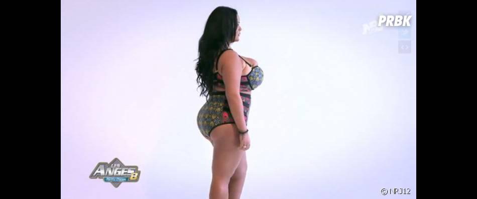 Les Anges 8 : Sarah Fraisou sexy en bikini