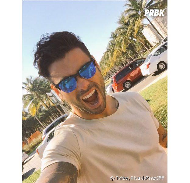 Les Anges 8 : Ricardo répond aux rumeurs de menaces à Fidji sur Twitter