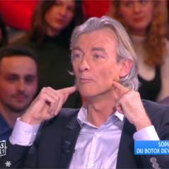 Gilles Verdez (TPMP) violemment taclé par un animateur télé