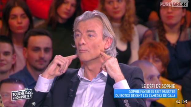 Gilles Verdez violemment taclé par Michel Cymès