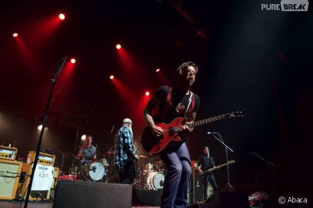 Eagles of Death Metal : Jesse Hughes s'excuse après ses accusations contre le Bataclan