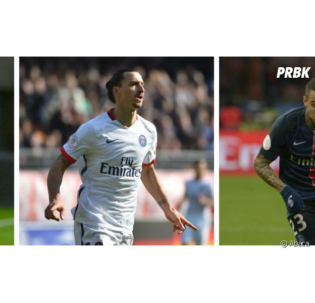 Zlatan Ibrahimovic a pardonné à Serge Aurier... mais s'est clashé avec Gregory Van Der Wiel