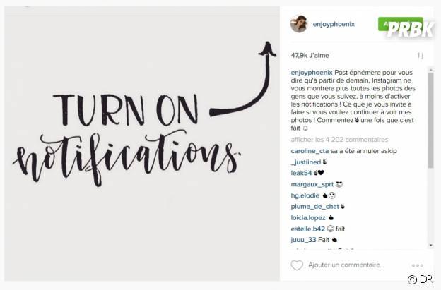 Instagram : la nouvelle mise à jour énerve les internautes