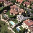 Découvrez la villa de rêve de Kim Kardashian et Kanye West