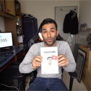 WaRTeK : bientôt un livre pour le YouTubeur ? Son poisson d'avril qui a affolé ses fans