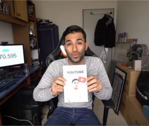 WaRTeK : un livre pour le YouTubeur ? Son poisson d'avril qui a affolé ses fans