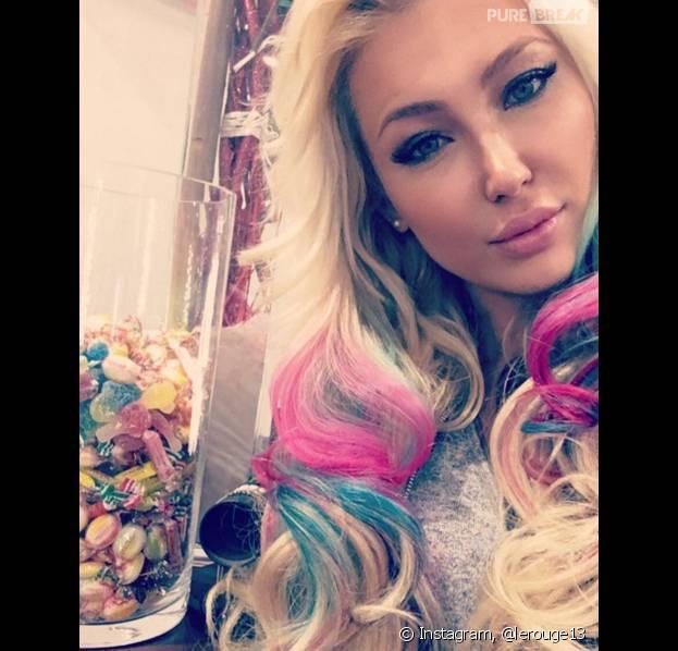Andréane Chamberland (Les Anges 8) dévoile une nouvelle couleur de cheveux