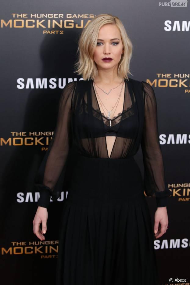 Jennifer Lawrence célibataire à cause... de son succès