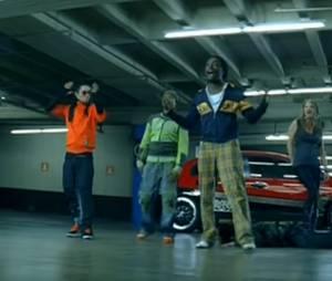 Découvrez le clip Pump It des Black Eyed Peas