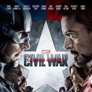 Captain America Civil War : on a vu le film, nos premières impressions