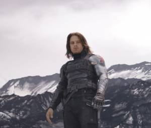 Captain America Civil War : Sebastian Stan dans le film
