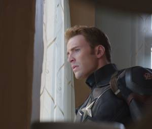 Captain America Civil War : Chris Evans dans le film