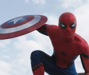 Captain America Civil War : Tom Holland est le nouveau Spider-Man