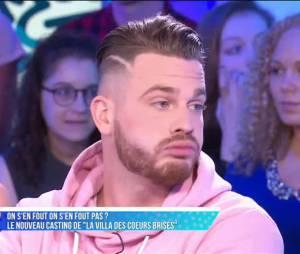 Benoît Dubois accuse Nathalie de mentir sur son âge