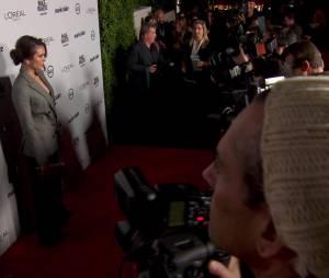 Nina Dobrev aux Marie Claire Image Maker Awards en janvier 2016