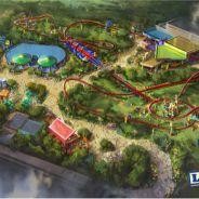 Toy Story : le parc d'attractions qui va vous mettre dans la peau d'un jouet d'Andy