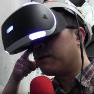 PlayStation VR : confort et branchements, on vous montre tout en vidéo