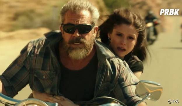 Mel Gibson dans Blood Father
