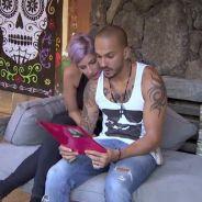 Nadège Lacroix et Nicolas (Les Anges 8) fiancés, Ricardo pose nu avec une mannequin