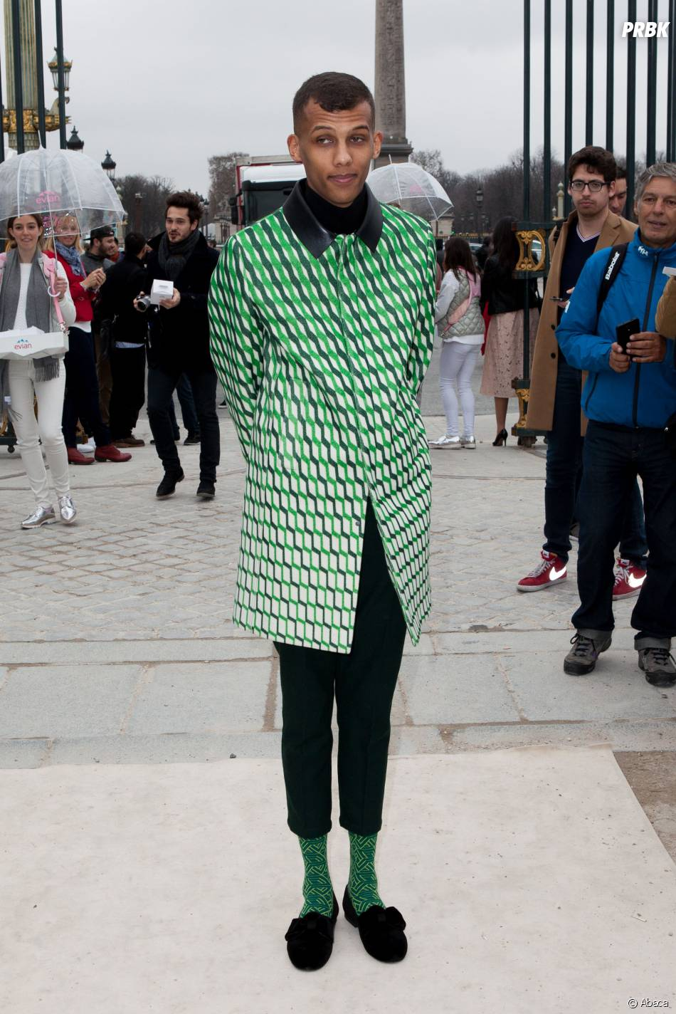 Stromae lance une ligne de vêtements à son image