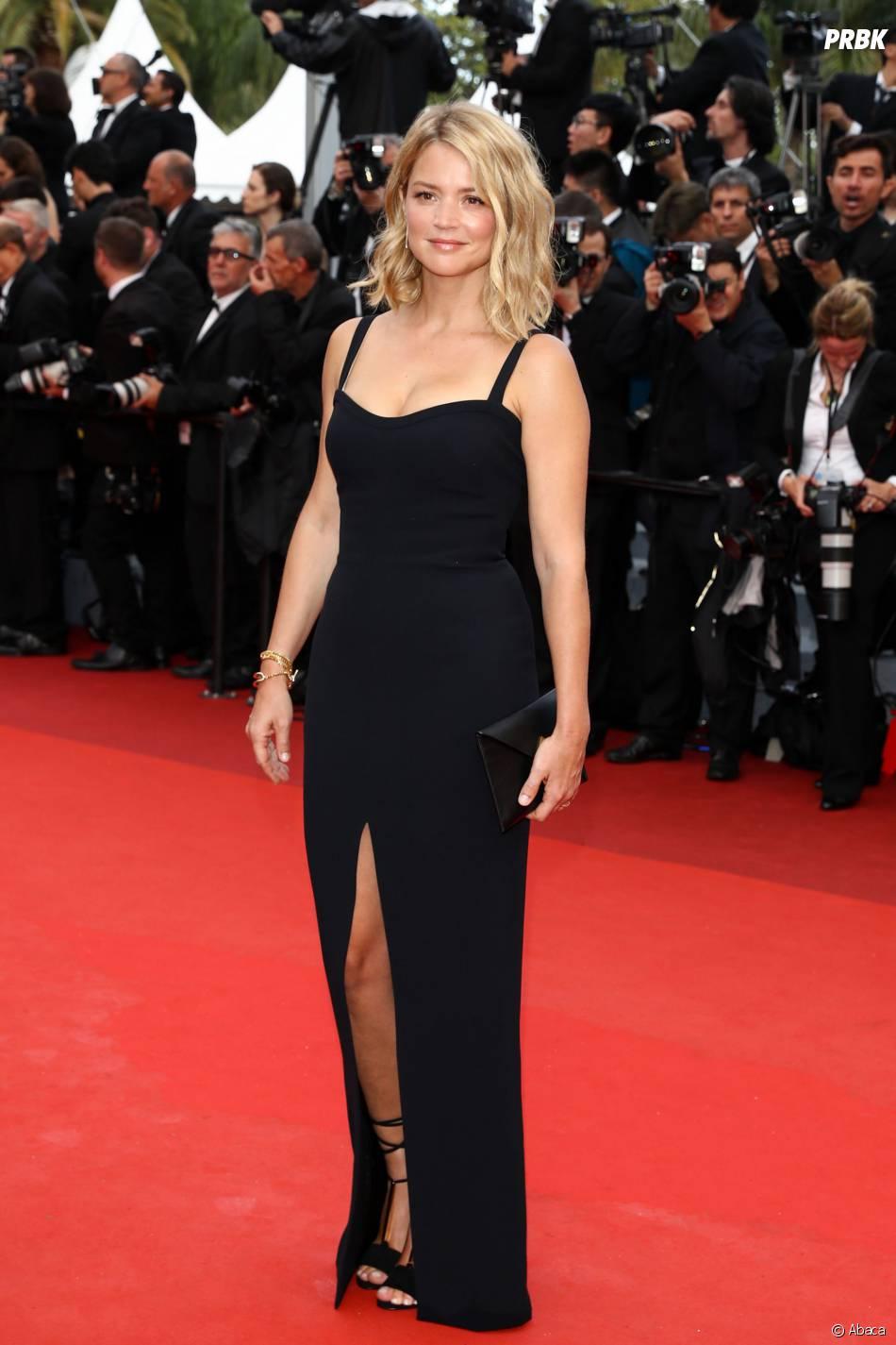 Virginie Efira Sur Le Tapis Rouge De La Soir E D 39 Ouverture Du Festival De Cannes Le 11 Mai 2016