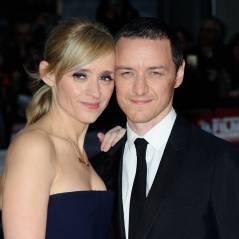 James McAvoy (X-Men Apocalypse) et sa femme Anne-Marie Duff divorcent