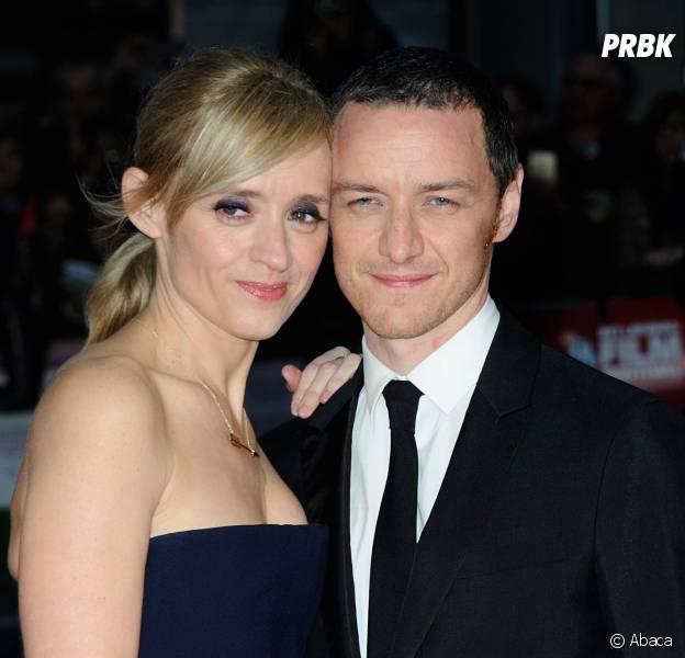 James McAvoy et Anne-Marie Duff divorcent.