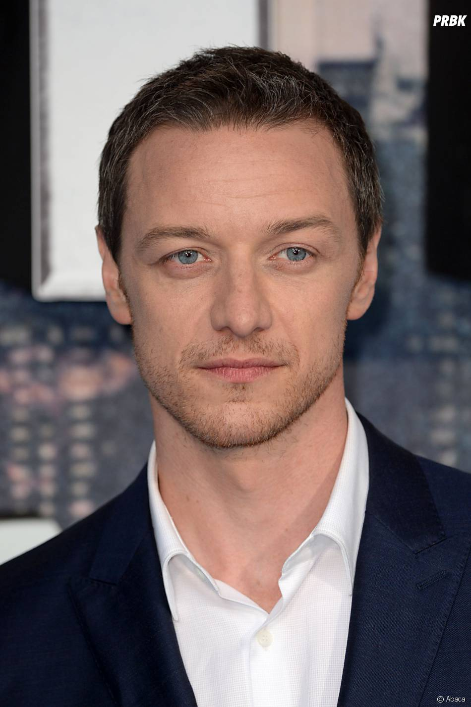 James McAvoy : le Prof...