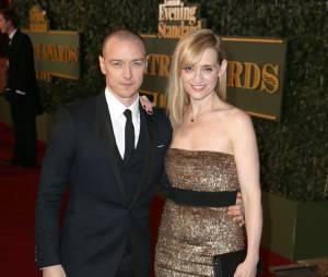 Les acteurs James McAvoy et Anne-Marie Duff, parents d'un petit garçon de 5 ans, divorcent.