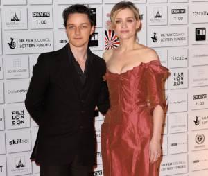 James McAvoy et Anne-Marie Duff s'étaient rencontrés sur le tournage de la série Shameless.