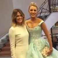Caroline Receveur : sa rencontre inattendue avec Blake Lively au Festival de Cannes 2016