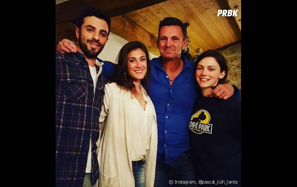 Pascal, Laureen, Wendy et Romain : tous complices sur Instagram