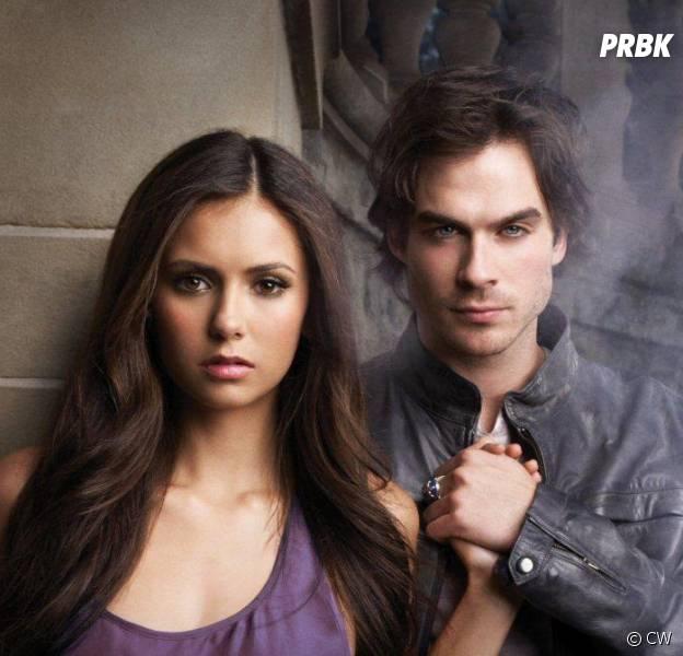 The Vampire Diaries saison 8 : Ian Somerhalder confirme le retour de Nina Dobrev