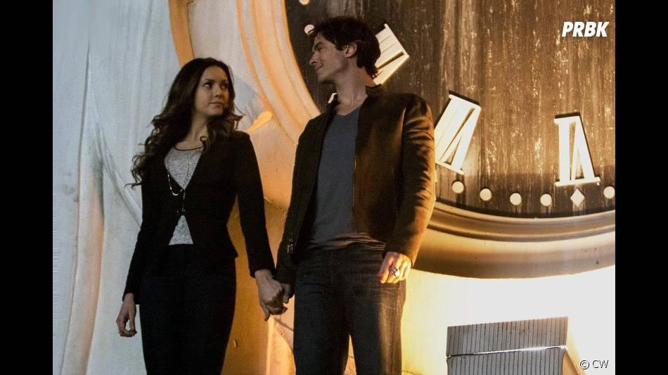 The Vampire Diaries saison 8 : Damon et Elena bientôt réunis ?