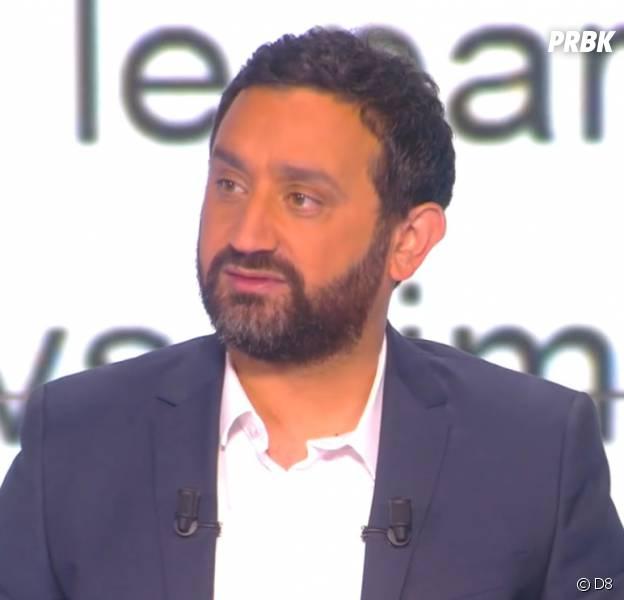 Cyril Hanouna grand vainqueur des Gérard de la télévision 2016.