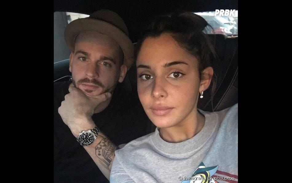 Raphaël Pépin et Coralie sont plus amoureux que jamais