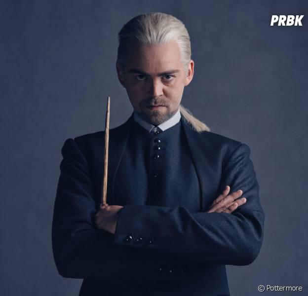 Harry Potter : Alex Price est Drago Malefoy dans la pièce de théâtre
