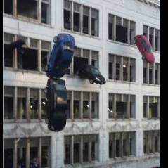 🚔 ⚡Fast and Furious 8 : des voitures tombent du ciel à Cleveland sur le tournage ! 🚘