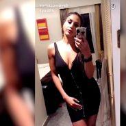 Somayeh : nouvelle coupe de cheveux et nouvelle couleur, elle ose les tresses plaquées rouges