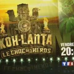 Koh Lanta le choc des héros … On connait les sportifs !!