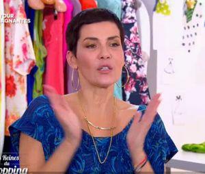 """Les Reines du Shopping :Cristina Cordula critique une candidate pour ses """"bourrelets"""" et se fait lyncher sur Twitter"""