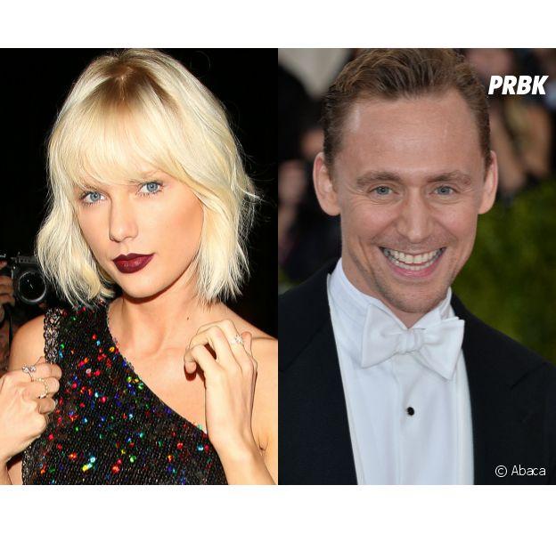 Taylor Swift en couple avec Tom Hiddleston